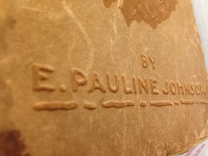 "Image of ""Legends of Vancouver"" registered embossing"